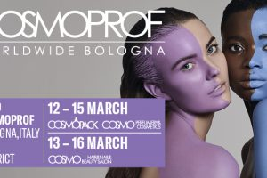 Cosmoprof 2020: from 12 to 16 March in Bologna