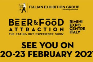 Beer & Food attraction 21- 24 Febbraio 2021
